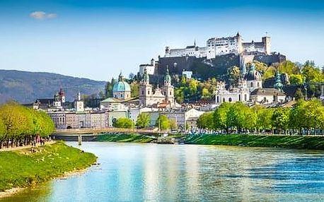 Jižní Čechy a Salzburg, Salcbursko