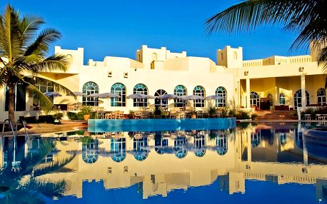 5* hotel Hilton Salalah s all inclusive