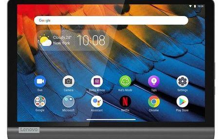 Lenovo Smart Tab 10.1 32 GB šedý (ZA3V0058CZ)