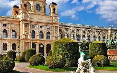 Vídeň (vstupy do muzeí zdarma nebo se slevou), Vídeň