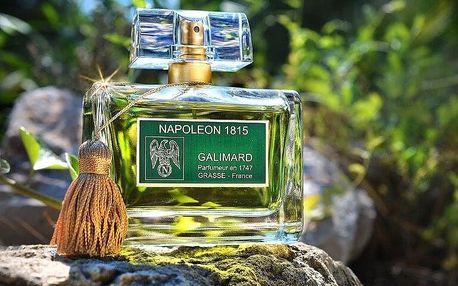 Francouzský parfém s konzultací a typologií pro pány