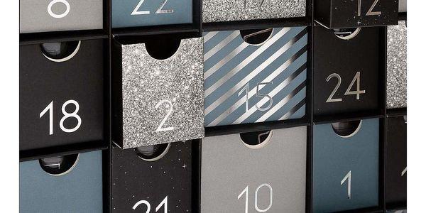 Fééric Lights and Christmas Adventní kalendář s 25 svíčkami, 32x38 cm3