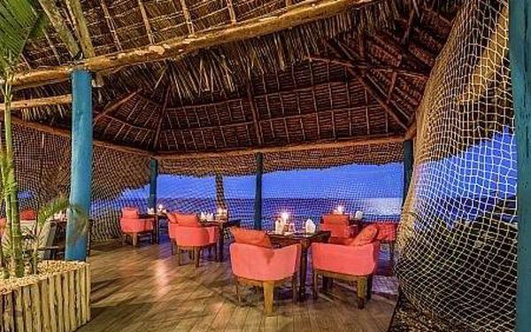 Kiwengwa Beach, Zanzibar (NO), letecky, all inclusive2