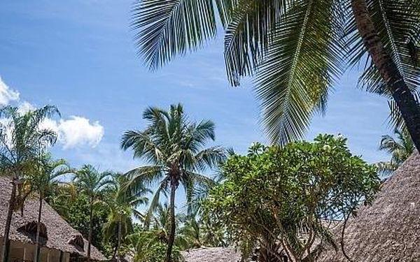 Kiwengwa Beach, Zanzibar (NO), letecky, all inclusive3