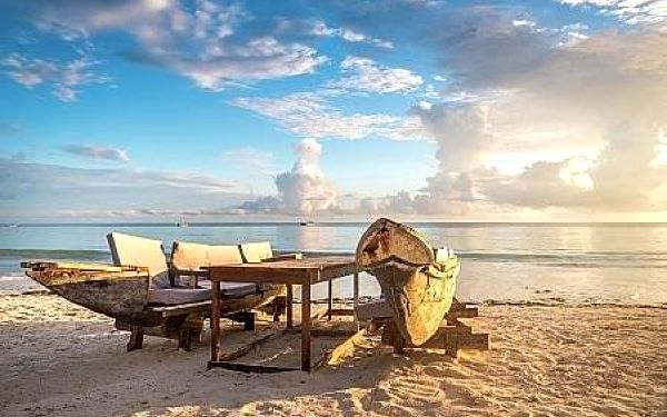 Kiwengwa Beach, Zanzibar (NO), letecky, all inclusive5