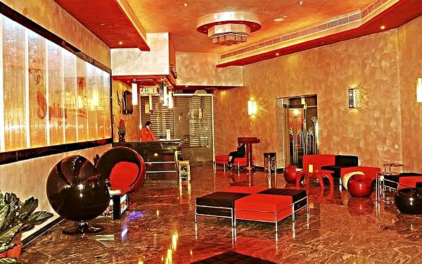 Hotel Sphinx Aqua Park Beach Resort, Hurghada, letecky, all inclusive5