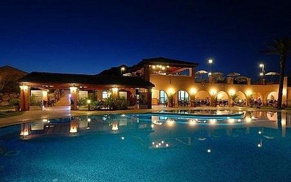 Alma Resort, Sardínie, letecky, plná penze5