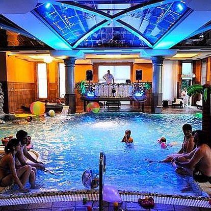 Vysoké Tatry, Grandhotel Starý Smokovec**** s luxusním wellness