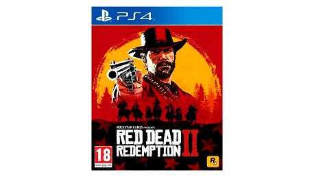 RockStar PlayStation 4 Red Dead Redemption 2 (5026555423052)