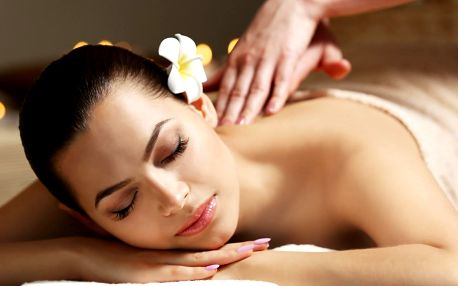 Balíčky v salonu Elite: masáž, kosmetika i lázeň