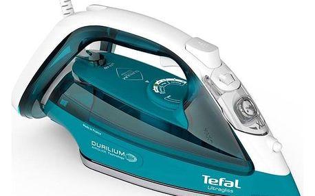 Tefal Ultragliss 4 FV4991E0 tyrkysová