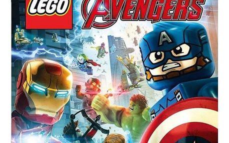 Ostatní PlayStation 4 LEGO Marvel's Avengers (5051892195119)