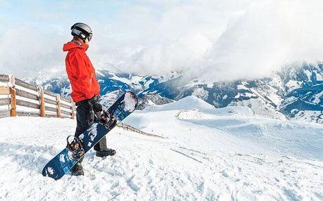 Vysoké Tatry: Penzion Biela Voda blízko skiareálů se snídaní + soukromé kino