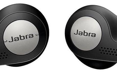 Jabra Elite 65t Active černá (100-99010002-60)