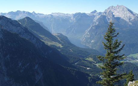 Bavorské poklady, Bavorské Alpy