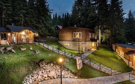 Björnson Tree Houses – dovolená uprostřed lesa pod Chopkom