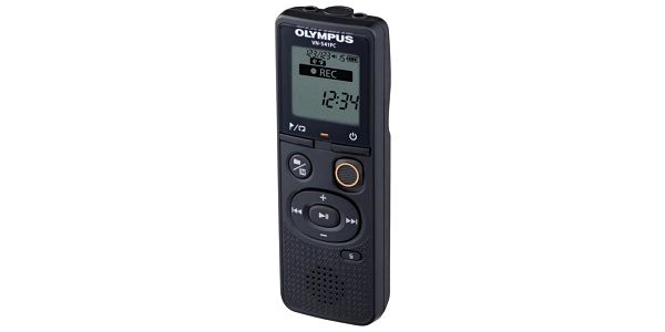 Diktafon Olympus VN-541PC černý (V415121SE030)2