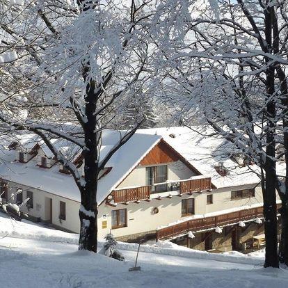 Last Minute wellness na Chata Jana v Bílých Karpatech s polopenzí