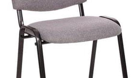 Konferenční židle Konfii šedá