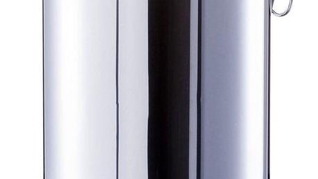 Koupelnový koš, odpadkový koš, nerezová ocel - 5 l, ZELLER