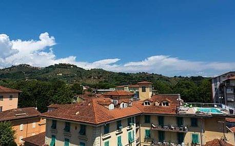 Pobyt v Itálii v Montecatini Terme v Golf Hotel Corallo s polopenzí