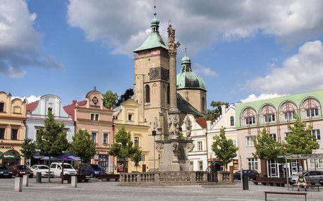 Relaxační pobyt v Havlíčkově Brodě s platností až do konce roku 2020