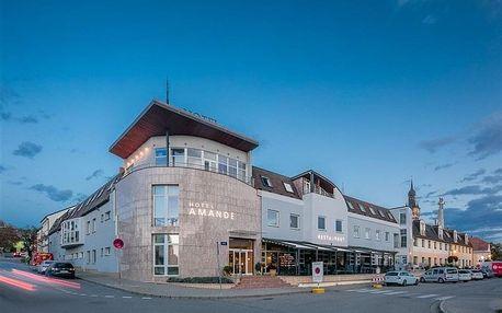 Hustopeče - AMANDE Wine wellness hotel, Česko
