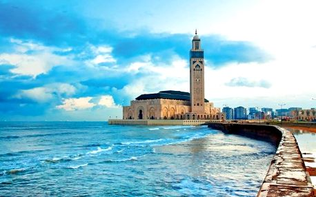 Maroko - Saidia letecky na 12 dnů, strava dle programu