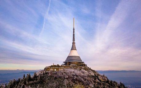 Legendární Hotel Ještěd ve vysílači s nejkrásnějším výhledem