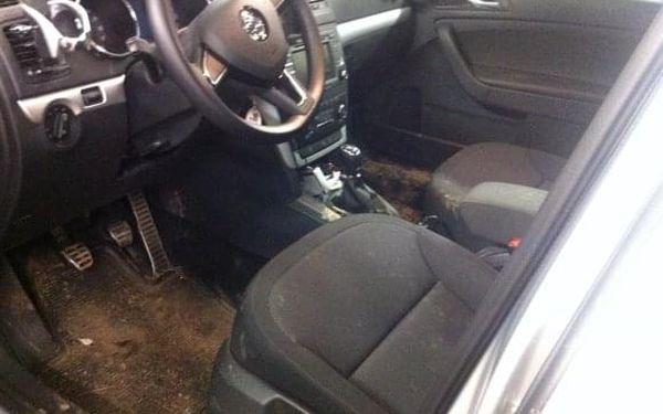 Kompletní a kvalitní ruční mytí interiéru vozu v Time Wash Cars2