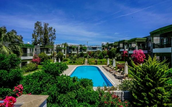 Turecko - Bodrum letecky na 8-16 dnů, all inclusive