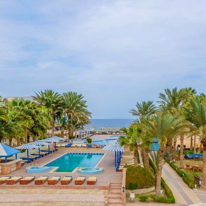 EMPIRE BEACH RESORT, Hurghada