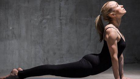 Dárkový voucher na lekce jógy či pilates