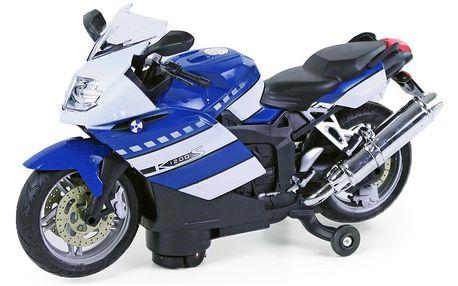 Rappa Narážecí motorka se zvukem a světlem, 30 cm