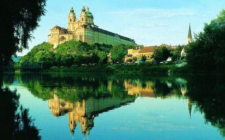 Dolní Rakousko - poezie Údolí Wachau - 2 dny se snídaní