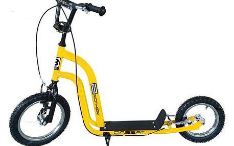 Koloběžka Passat Barva: žlutá