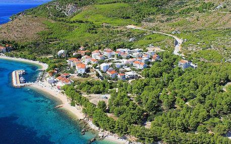 Chorvatsko levně Makarská Živogošče Blato Villa Marija*** dopr..., Živogošće
