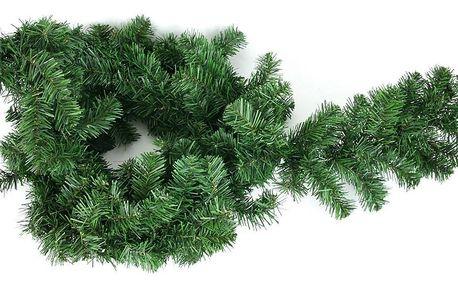 Vánoční girlanda Santaré, 240 cm
