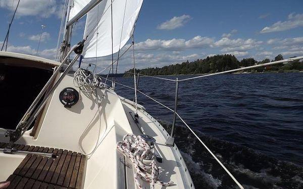 Jachting Lipno, 1 den (cca 6 hodin), počet osob: 2, Areál Landal Mariny (Jihočeský kraj)5