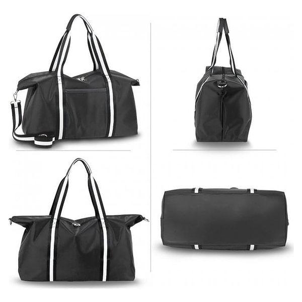Dámská černá cestovní taška Linny 00212