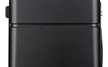 Cestovní kabinový černý kufr Damla 1995