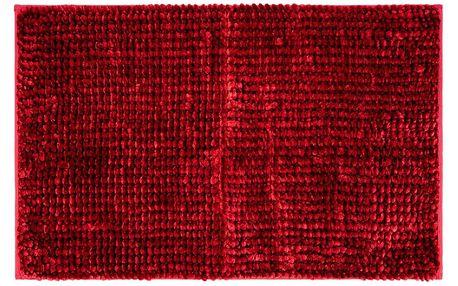 Bo-ma Koupelnová předložka Ella micro červená
