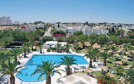 Tunisko - Port El Kantaoui letecky na 8-23 dnů, polopenze
