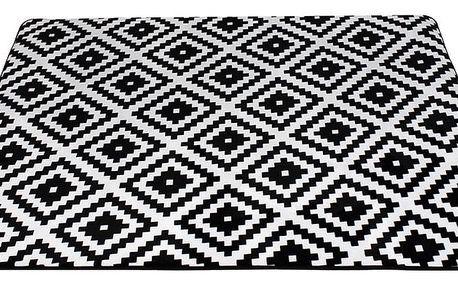 Domarex Koberec z paměťové pěny Soft Geometric, 120 x 160 cm