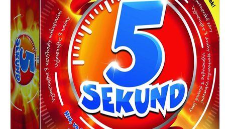 Trefl 5 sekund Stolní hra