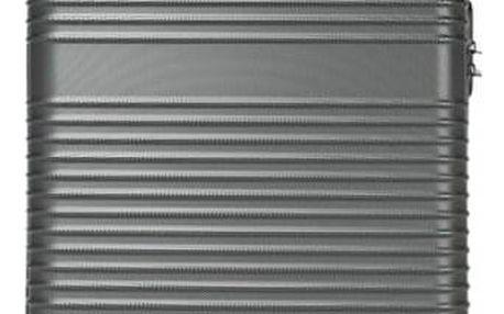 Cestovní kabinový šedý kufr Tevis 1996