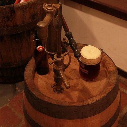Jak se vaří pivo U Medvídků