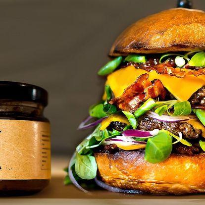Vítěz mezi ostravskými burgery pro 1 nebo 2 osoby