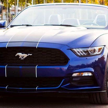 Fordu Mustang Cabrio na 24 hodin