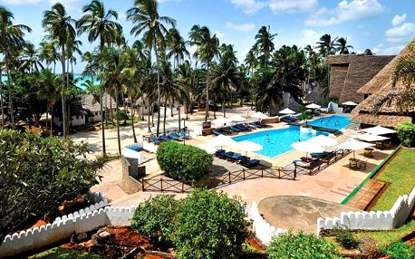 Tanzanie - Zanzibar letecky na 10-14 dnů, all inclusive